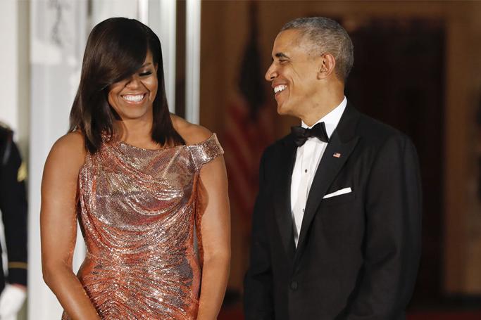 10 Iconic Michelle Obama Looks