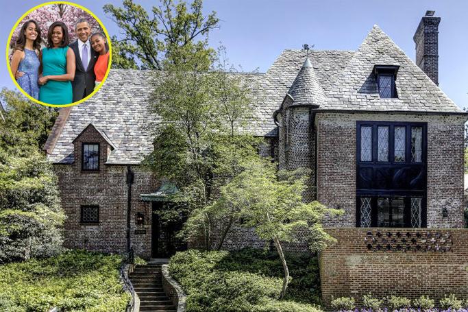 Obama's New House