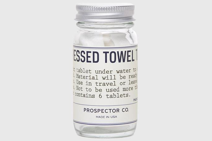 Prospector Co - Compressed Towel Tablets