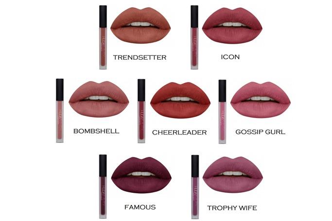 Huda Beauty - Liquid Matte Lipstick