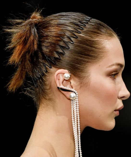 Throwback Hair Accessories