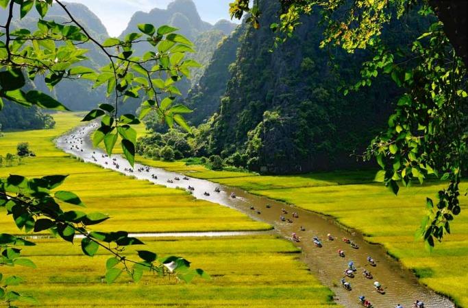 Tam Coc Bich Dong – Ninh Binh, Vietnam