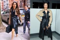 Amal Clooney Or Cardi B In This Alexander Wang Coat