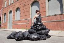10 Bizarre Wedding Dresses Women Actually Wore