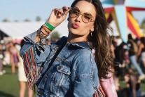 Best Celebrity outfits at Coachella 2018