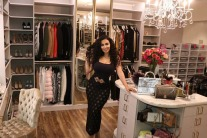 Inside Beauty Icon, Huda Kattan's Closet