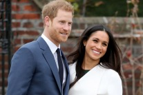 Meghan Markle's Engagement Ring from Prince Harry