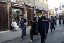 The Sports Abaya, Saudi Arabia
